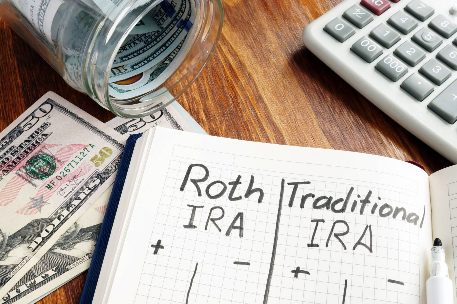 Steps to IRA for self-employed (IRA & Roth IRA)
